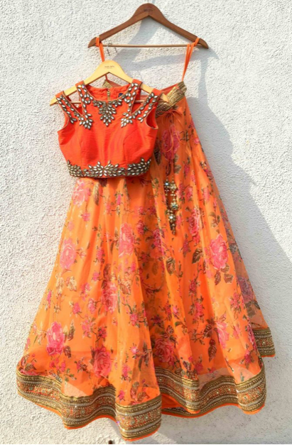Best Summer Lehengas Under 30k