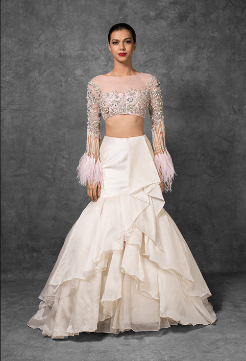 b4d39201b9d3 Designer Evening Gowns By Manish Malhotra: New Manish Malhotra Bridal  Lehenga Prices You Need To
