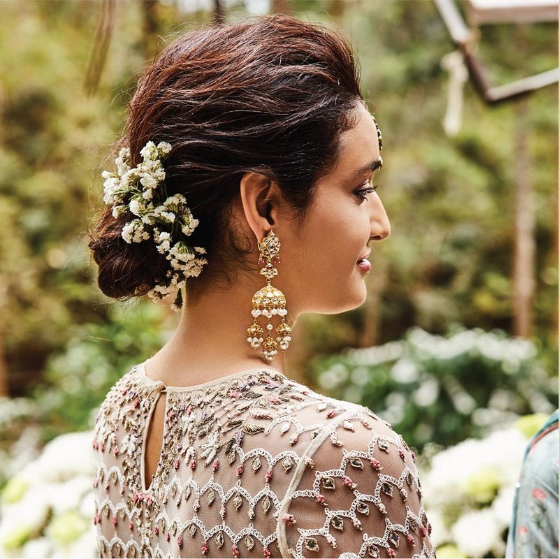 Neha Dhupia's Bridal Look