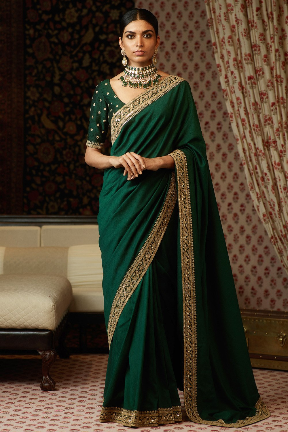 822ef1393137e8 Most Beautiful Sabyasachi Saree Cost and Photos - Frugal2Fab