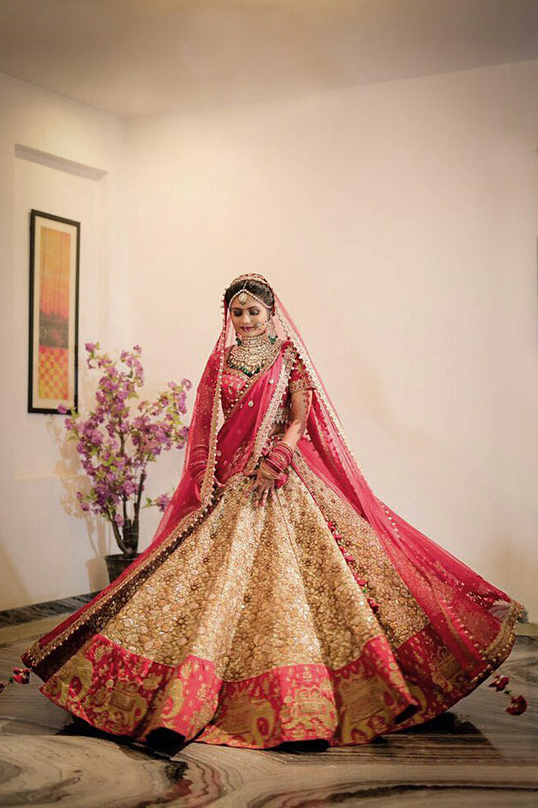 Defence Colony Lehenga Stores
