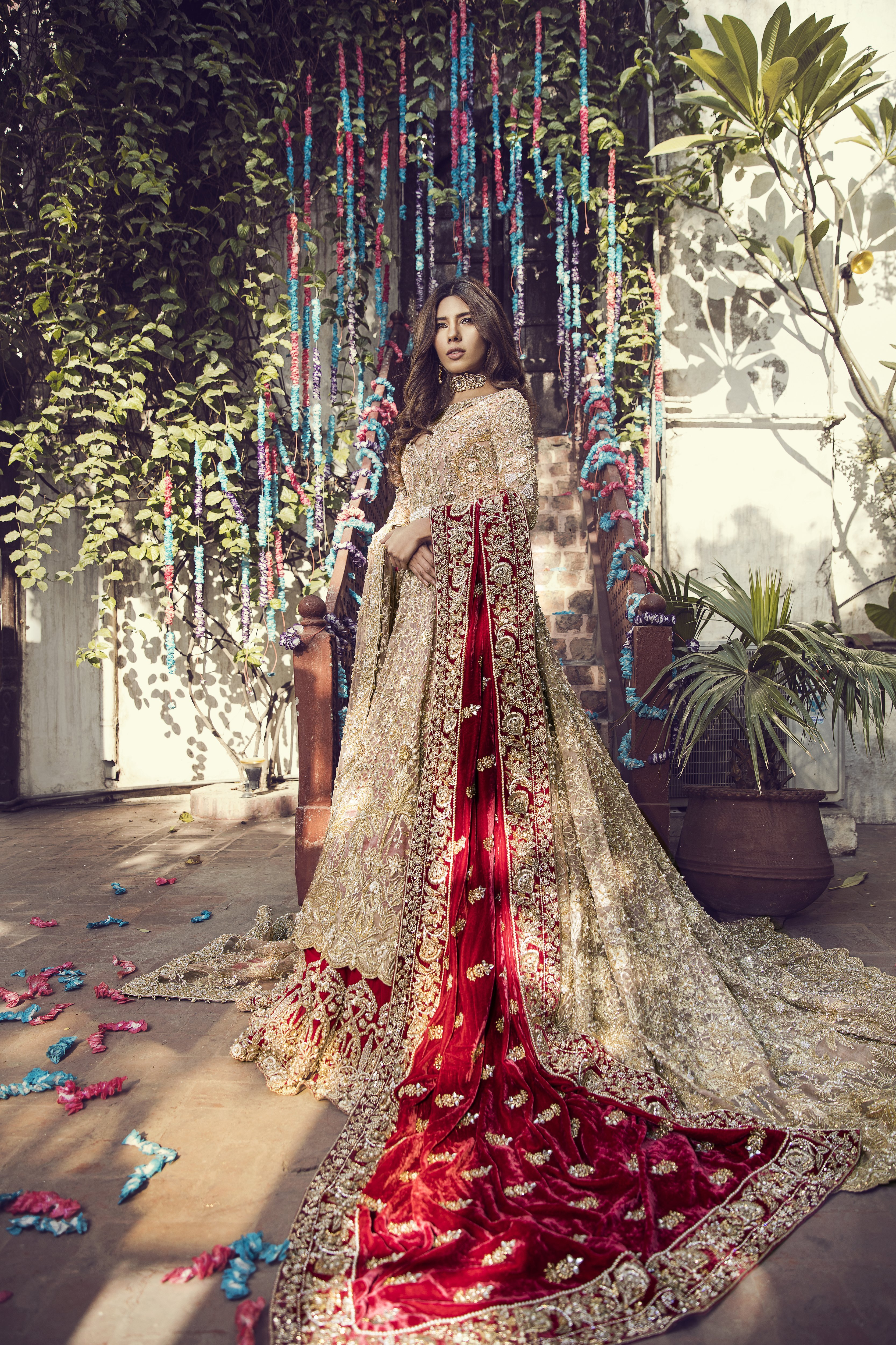 Bridal Dresses In Lahore With Prices – DACC