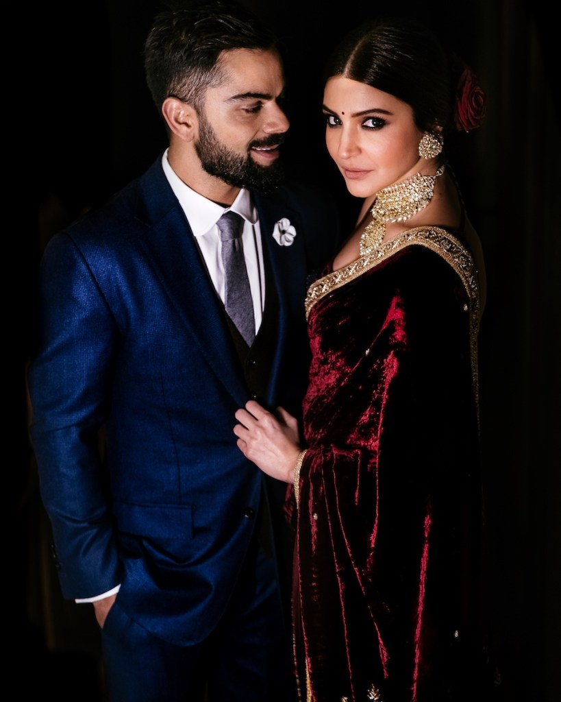 New Virat Anushka Wedding Pictures