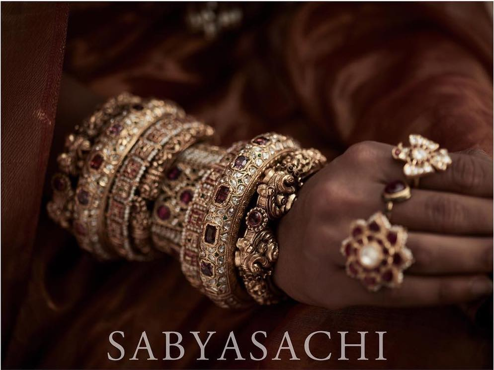 Sabyasachi 2018 Bridal Jewellery