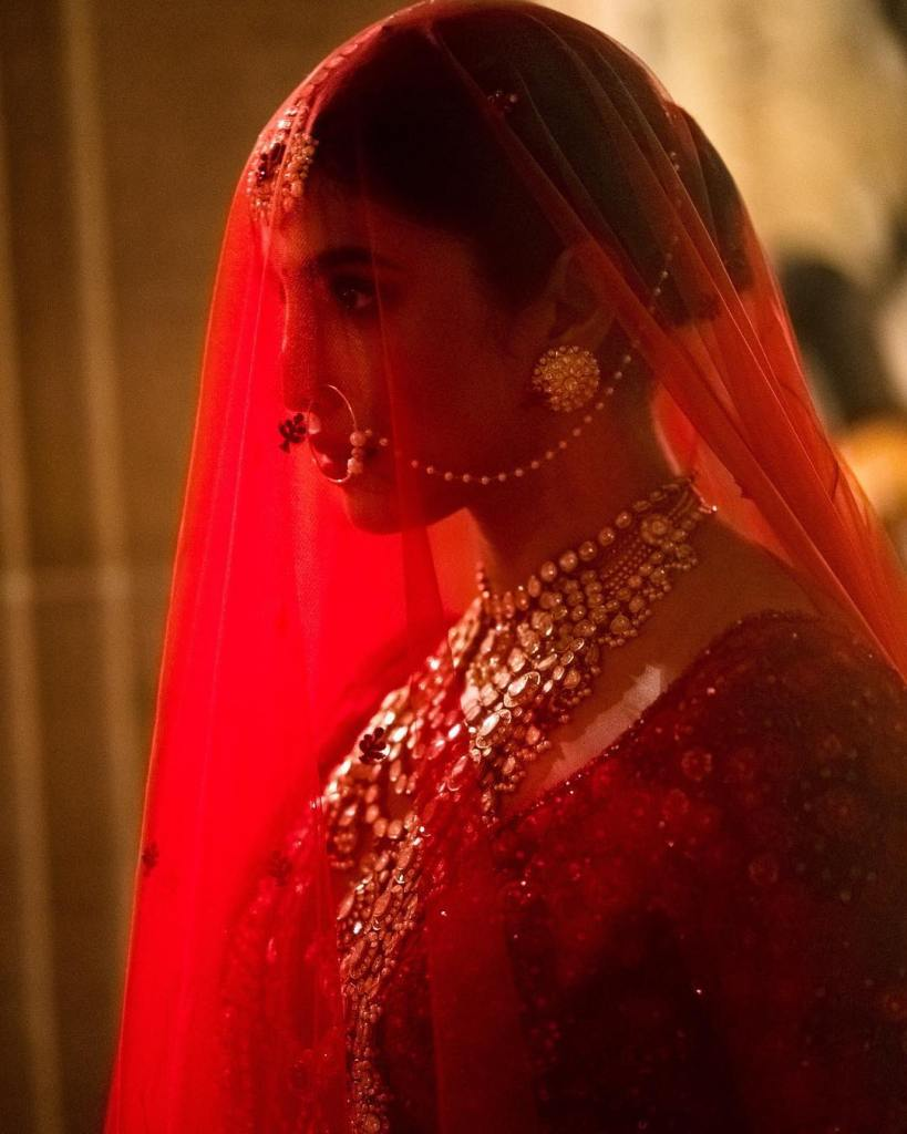 Get Priyanka Chopra S Red Lehenga On Budget Frugal2fab