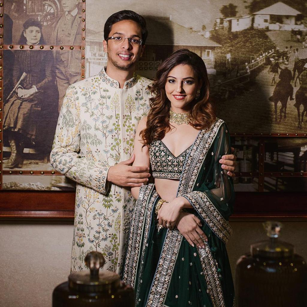 Anita Dongre's Son Just Got Married And The Pictures Are