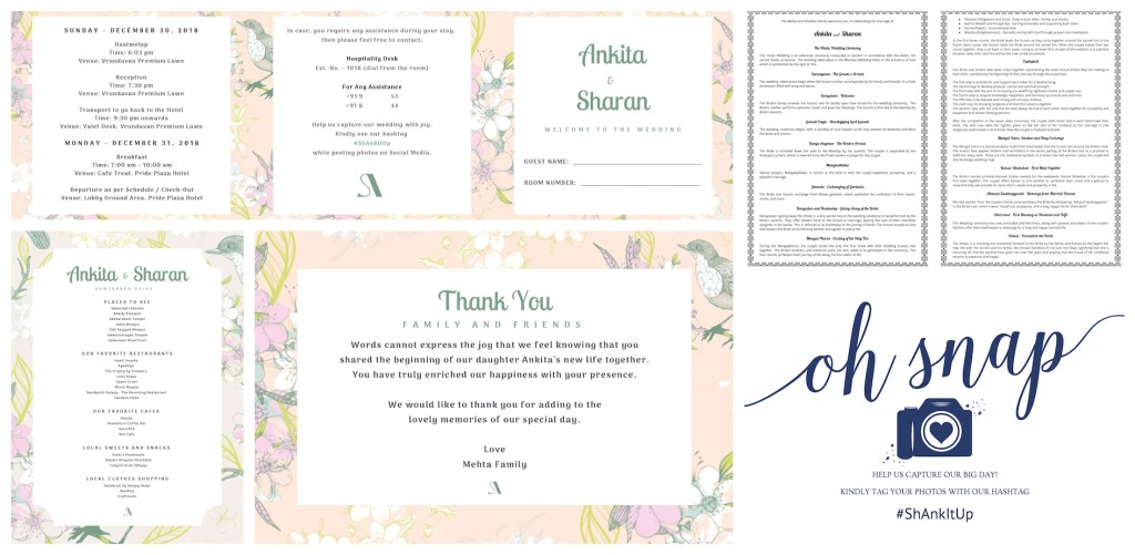 Wedding Invite Program