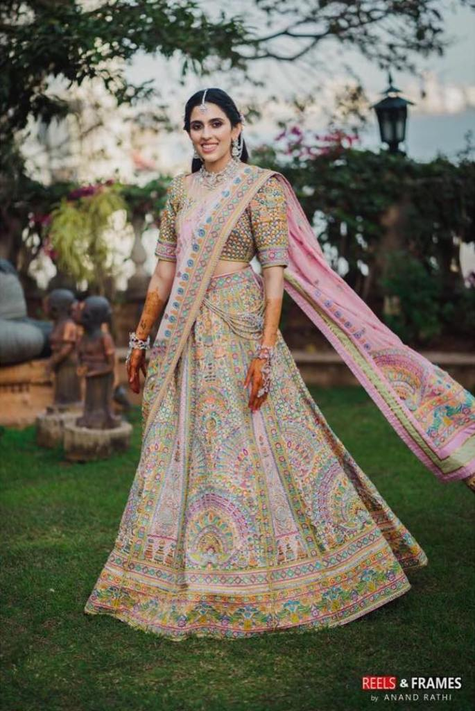 Shloka Mehta in Abu Jani sandeep Khosla