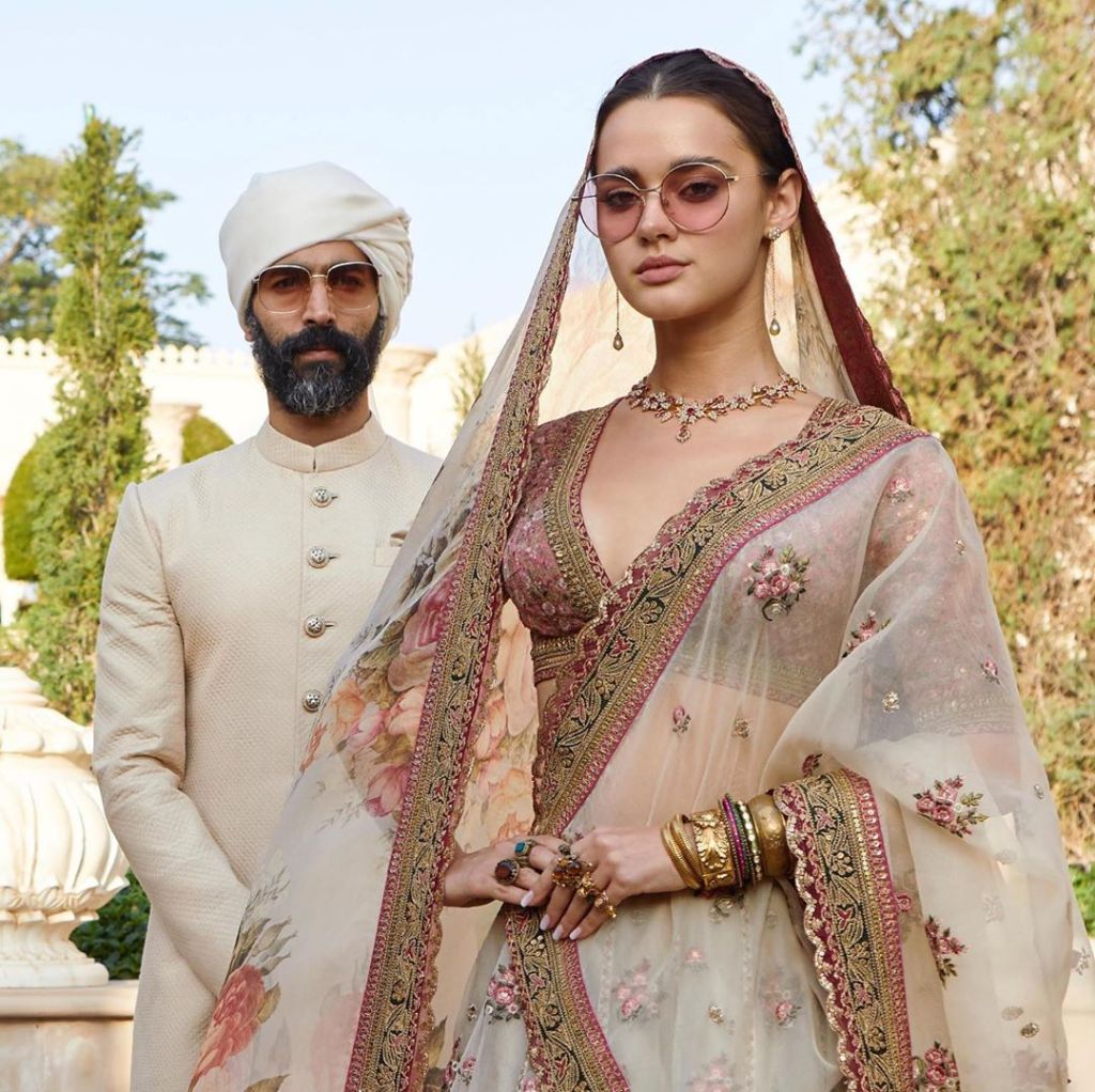 Sabyasachi Destination Wedding Lehenga