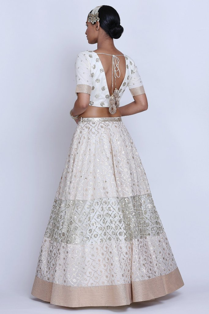 Couple Cut Couture Lehenga