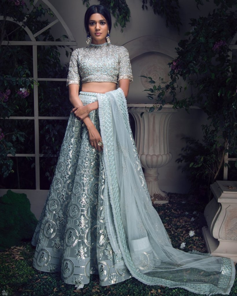 Falguni Shane Peacock Cocktail Lehengas