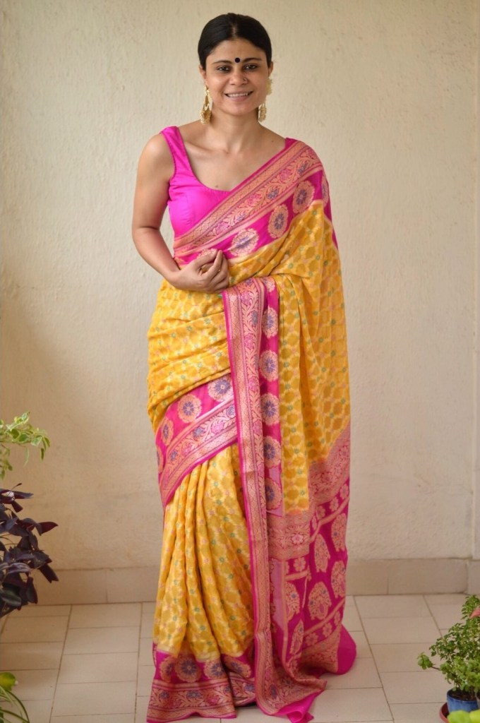 Chakori Ethnic Saree Price