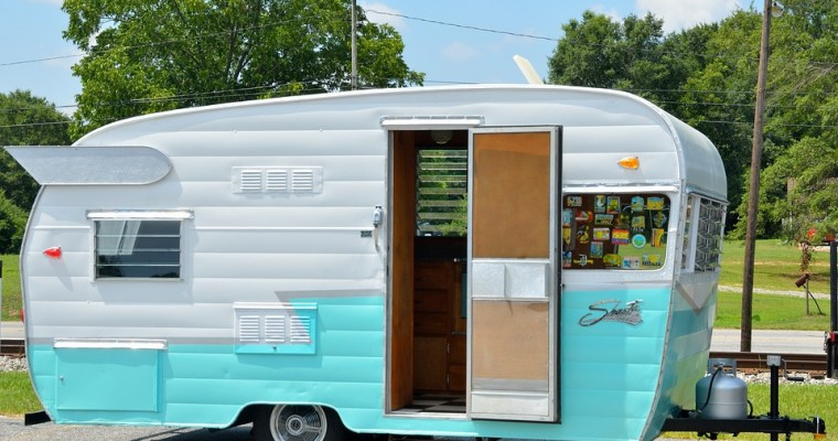 Living In a Tiny House on Wheels