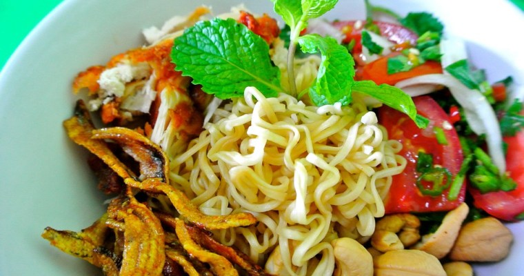 3 Reasons Why I Love Instant Noodles