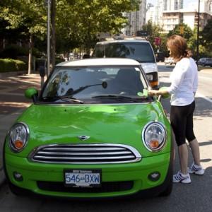 The Car Co-op Mini Cooper - C. Phaisalakani