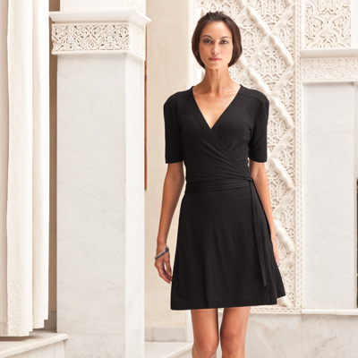 526a16c61a Icebreaker Makes The Perfect Little Black Dress