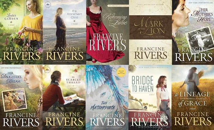 Francine Rivers Kindle Books