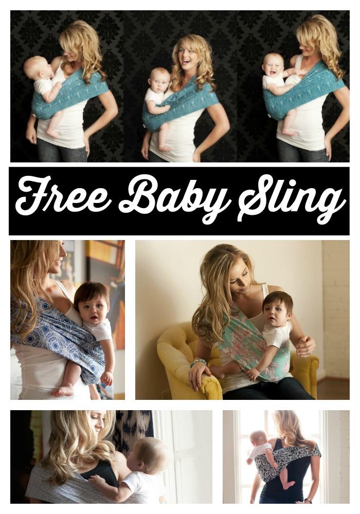 free-baby-sling