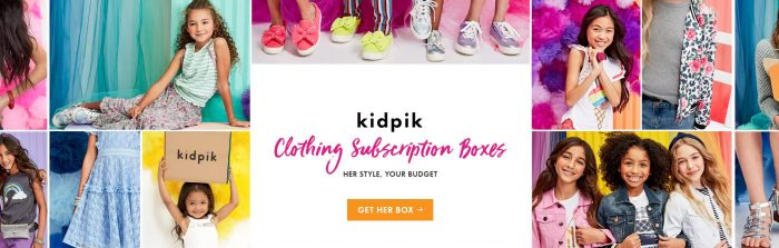 JustFab Kids Subscription Boxes