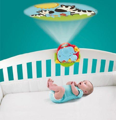 luv u zoo projector baby