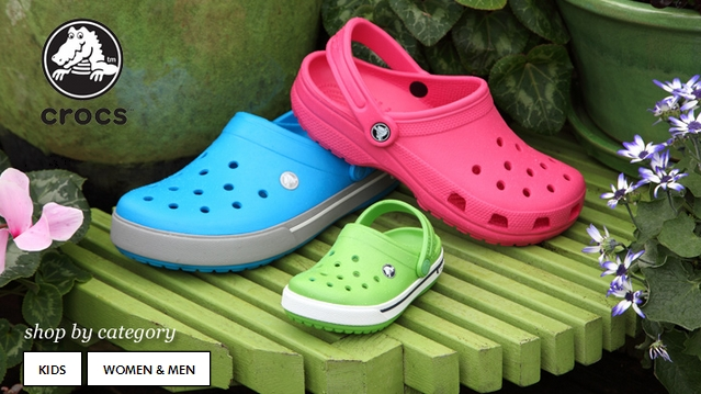 Crocs Sale for Women, Men and Kids