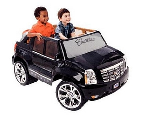 21+ Power Wheels Cadillac Escalade