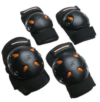 mongoose elbow knee pads