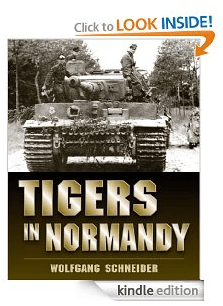tigers in normandy book