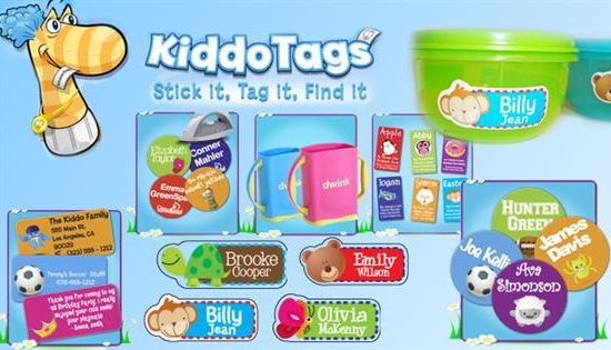 kiddo-tags