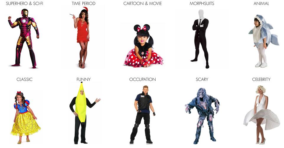 amazon costumes