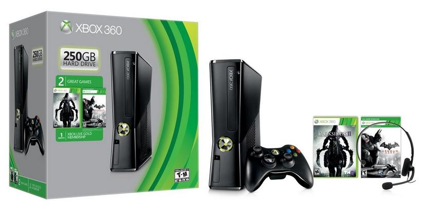 xbox 250 gb