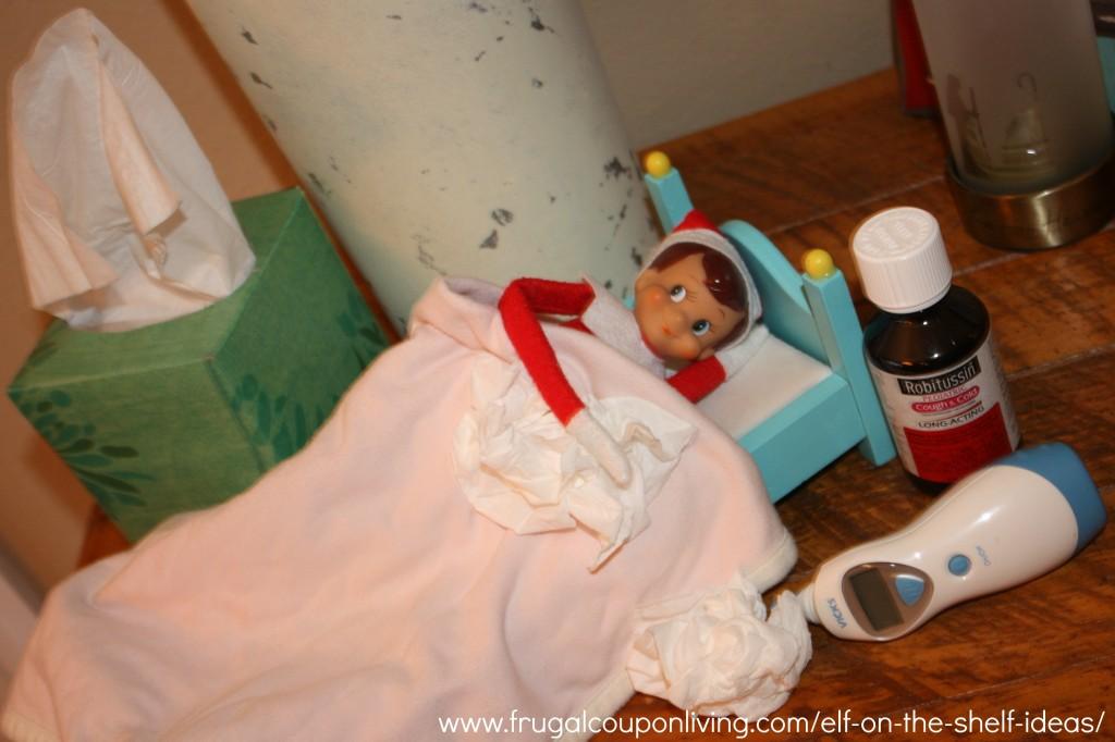 elf-gets-sick-elf-on-the-shelf-ideas-frugal-coupon-living