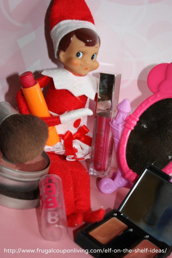 elf-on-the-shelf-ideas-frugal-coupon-living-makeup