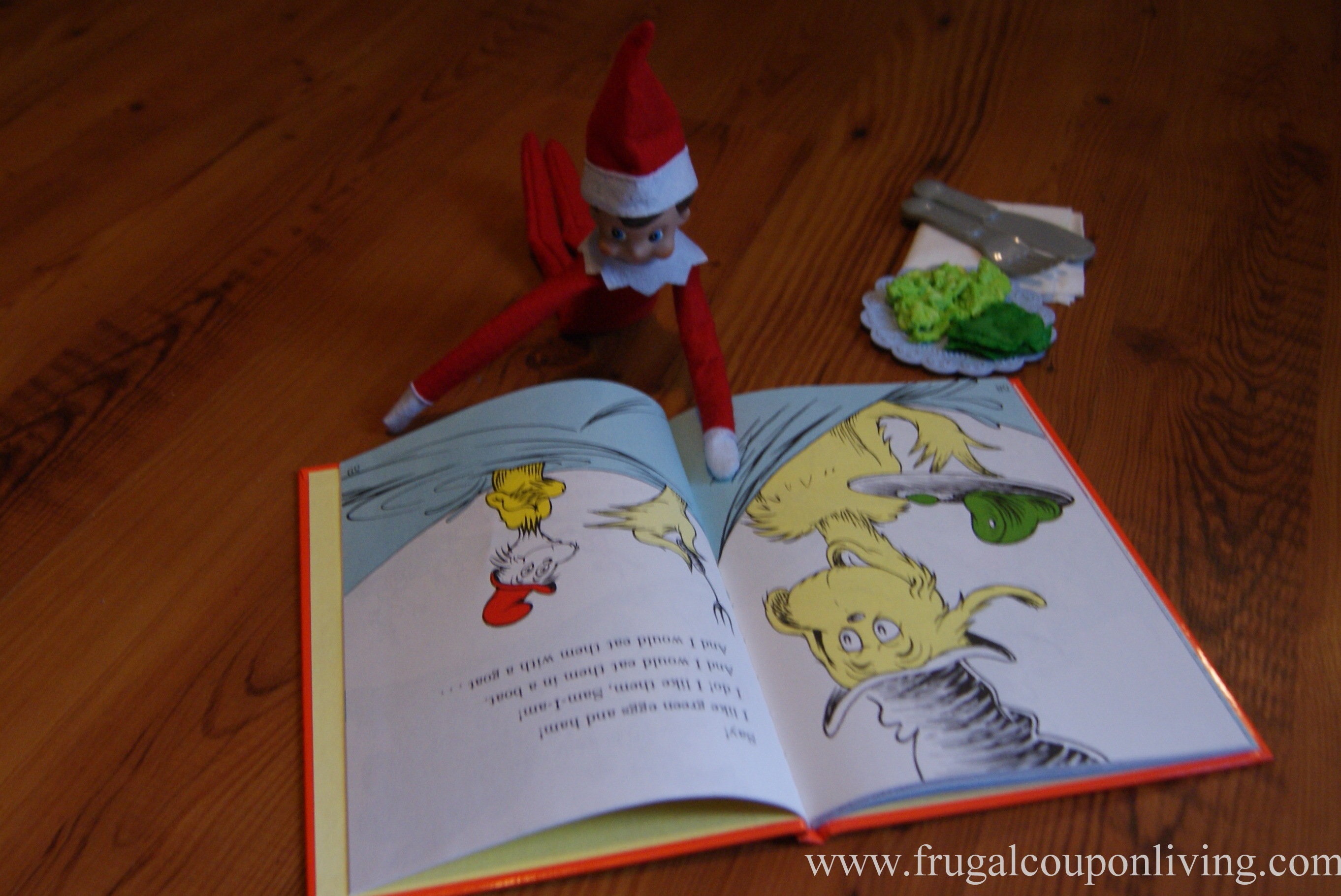 elf-on-the-shelf-ideas-green-eggs-and-ham