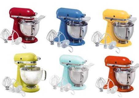 mixers-kitchenaid