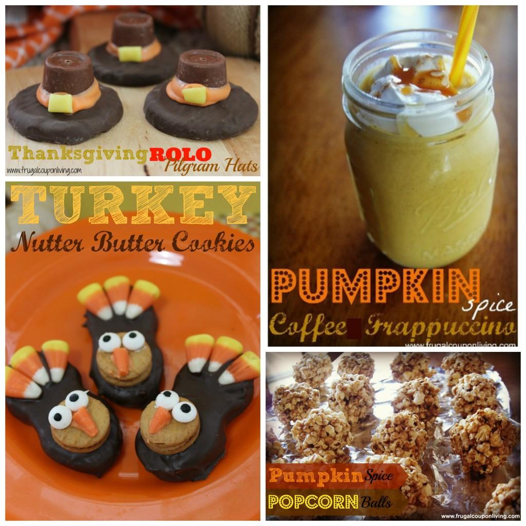 thanksgiving-turkey-pumpkin-food-crafts