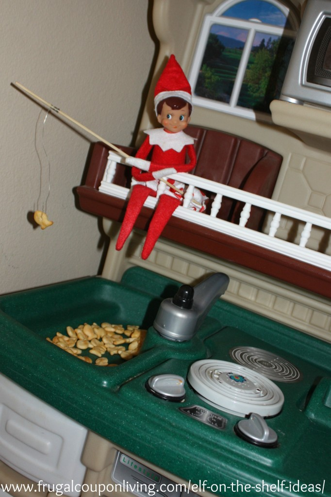 elf-goes-fishing-elf-on-the-shelf-ideas-frugal-coupon-living