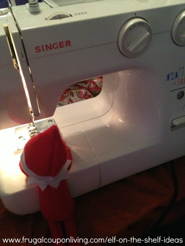 elf-on-the-shelf-ideas-elf-sews