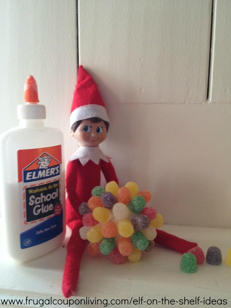 elf-on-the-shelf-ideas-gum-drop