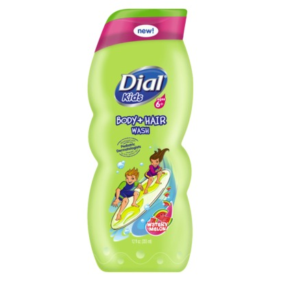 Dial Kids Hair + Body Wash