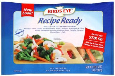 birds eye recipe ready
