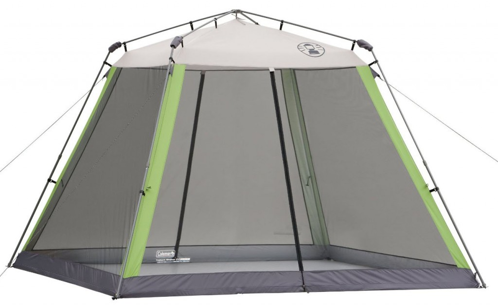 Coleman 10x10 Instant Screened Shelter