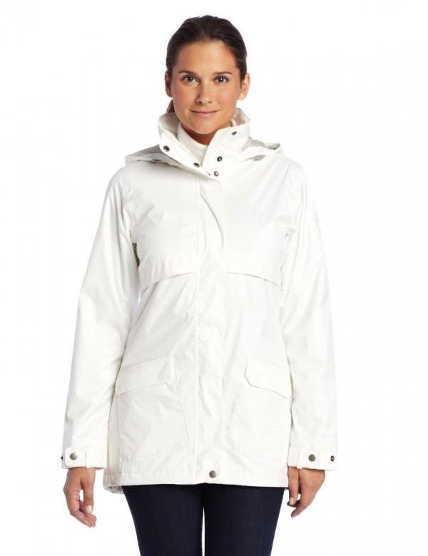 Columbia Women's Precipitation Nation Rain Jacket