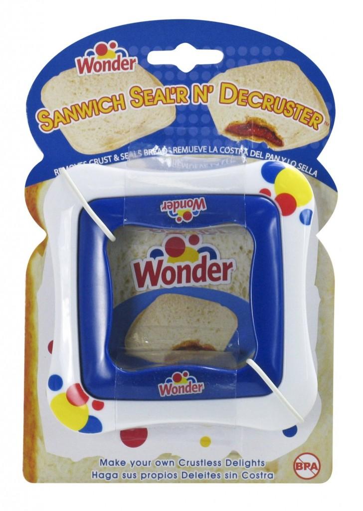 Wonder Sandwich Sealer N Decruster