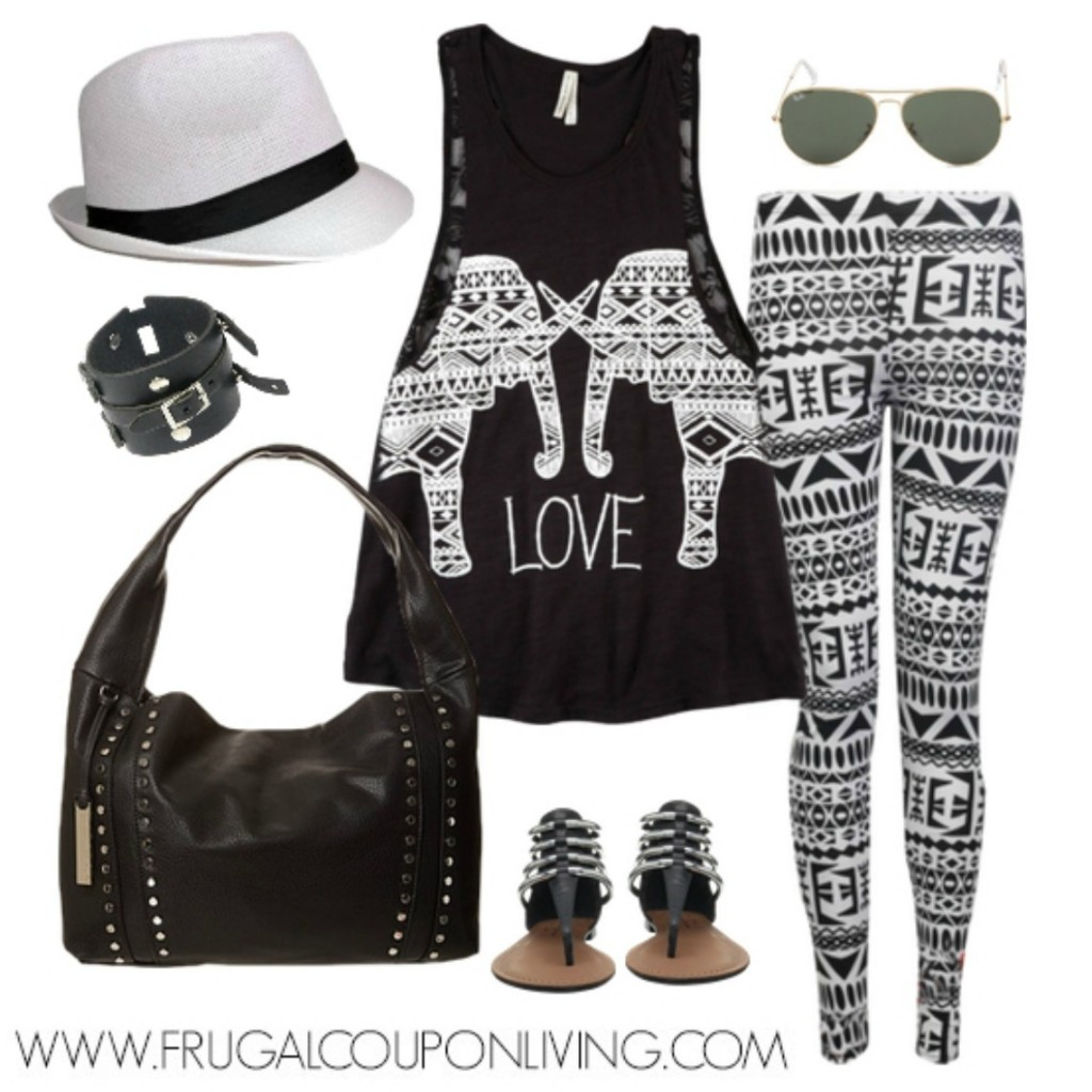 aztec-elephant-tank-top-frugal-coupon-living-frugal-fashion-friday-outfit
