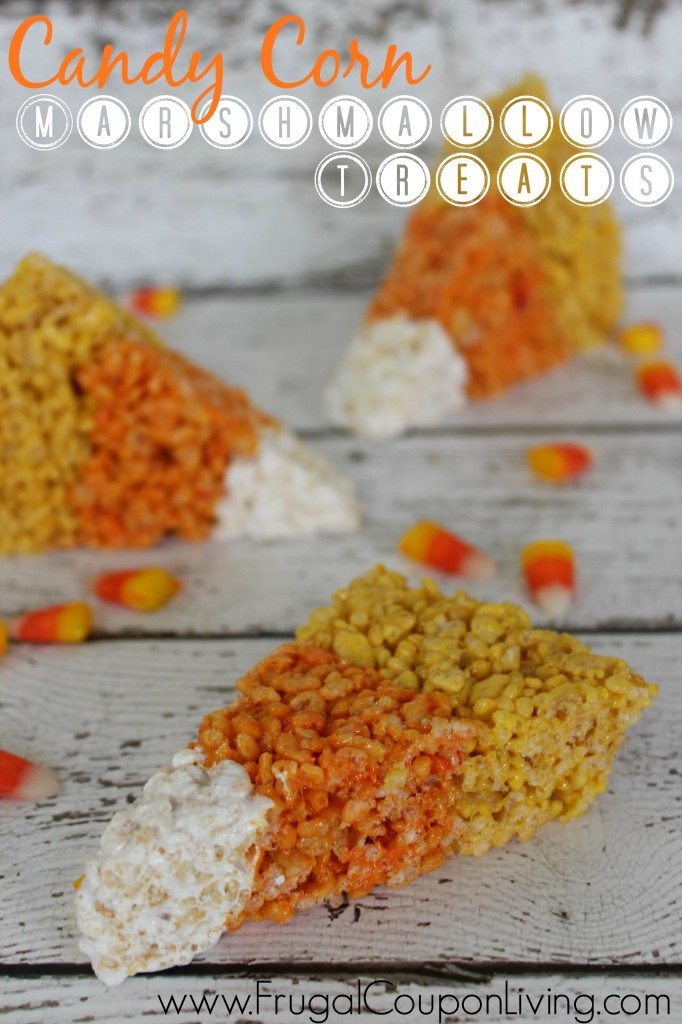 candy-corn-rice-krispie-treats-frugal-coupon-living
