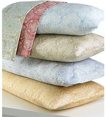 paisley sheets