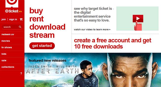 free target movie download