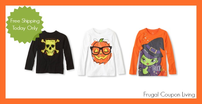 halloween tee collage