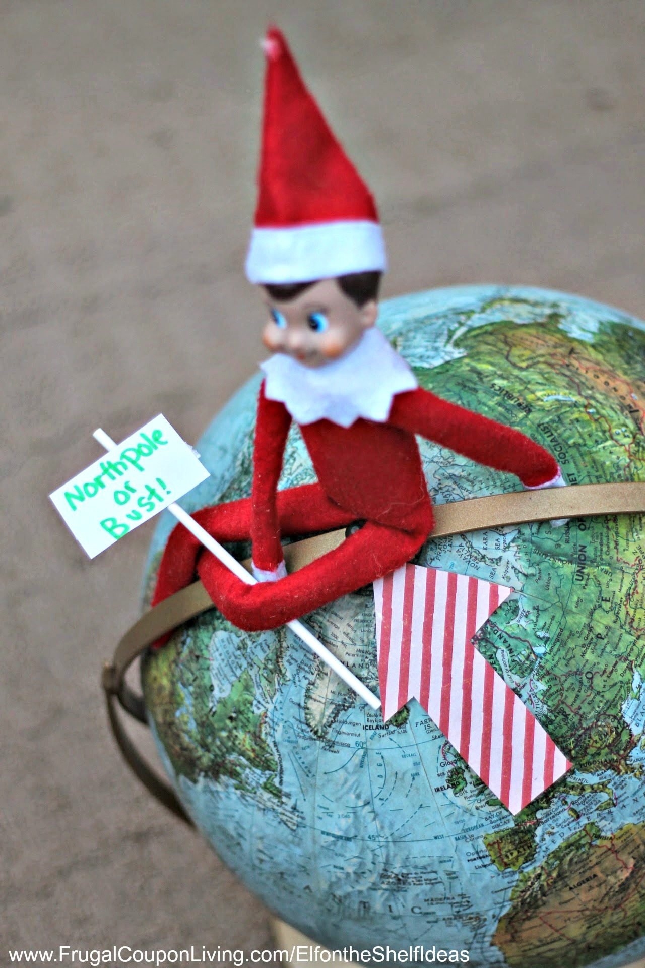 northpole-or-bust-elf on-the-shelf-ideas-frugal-coupon-living